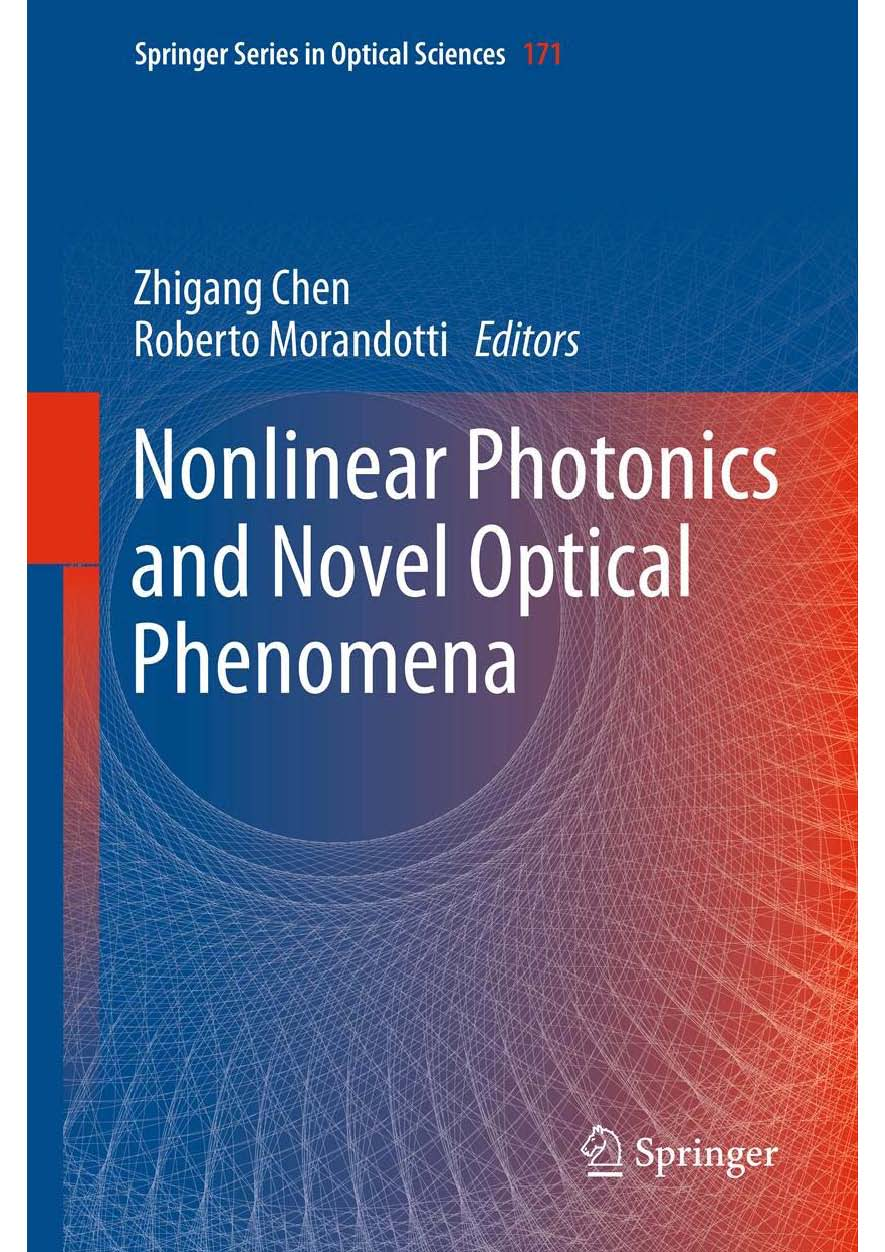 nonlinear optical phenomena in the infrared range Parametric down-conversion devices: the coverage of the mid-infrared spectral range by solid-state laser sources  mid-infrared nonlinear optical materials,.